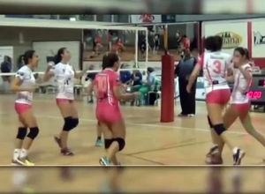 gorgeous Argentinian volleyball..