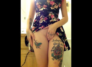What a ditzy tattoo, rose. Why, this..